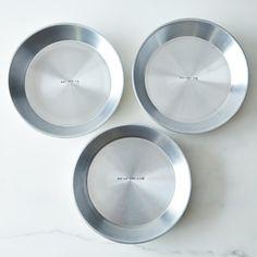 Hidden Quote Pie Plate on Food52