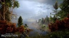 Dragon Age Inquisition: svelate le aree Hinterlands e Redcliff | VG247.it