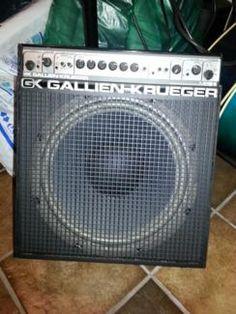 Bassverstärker Gallien + Krueger MB150E/112 in Bayern - Beratzhausen | Musikinstrumente und Zubehör gebraucht kaufen | eBay Kleinanzeigen