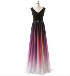 The+Ombre+prom+dress+are+fully+lined,+4+bones+in+the+bodice,+chest+pad+in+the+bust,+lace+up+back+or+zipper+back+are+all+available,+total+126+colors+are+available. This+dress+could+be+custom+made,+there+are+no+extra+cost+to+do+custom+size+and+color.  Description 1,+Material:+Chiffon,+elastic+s...