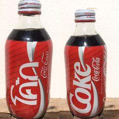 Psychedellic Coke Bottle Coca-Cola Soda Black T-Shirt NOS New Sz Large 2019