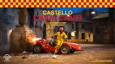 """CASTELLO CAVALCANTI"" by Wes Anderson"