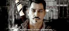 The moment I started shipping him with my inquisitor. (Ugh, Dorian romance is beautiful *grasps heart*)