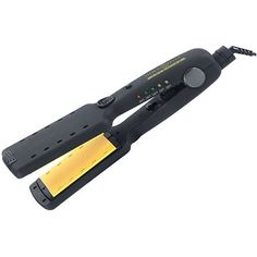 Gold N Hot GH2617 2-1/4' Professional Vented Ceramic Flat Iron for Wet or Dry Hair * To view further for this article, visit the image link. #hairsandstyles
