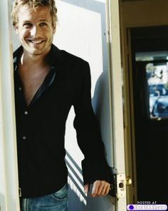 Gabriel Macht, from the movie Because I Said So.  Hot hot hot <3