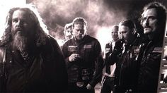 Sons of Anarchy...Can't stand that it's the final season.