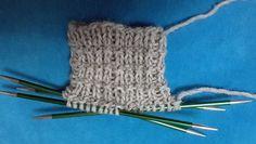 Ulla 01/18 - Artikkelit - Vaihtelua joustinneuleelle Diy And Crafts, 18th, Hair Accessories, Knitting, Crochet, Dots, Tricot, Breien, Hair Accessory