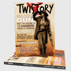 Twistory Magazine Issue 1