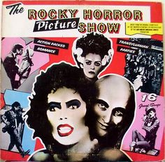 Rocky Horror - all the covers were great - breaking the rules here - I don't own them all!
