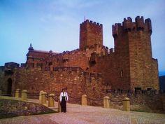 Foto de riselo: Castillo de Javier - castillos espana