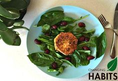 Pumpkin and Herb Broth Fritters | Changing Habits