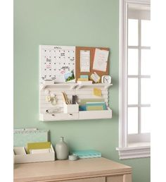 Martha Stewart Home Office Wall Manager