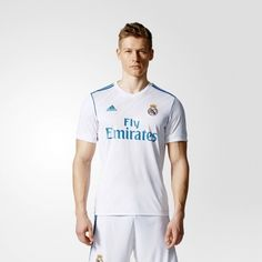 adidas Real Madrid Home Replica 2017-18 Jersey
