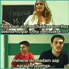 #Irfan_Ansari Latest Funny Jokes, Funny Adult Memes, Funny School Jokes, Funny Jokes In Hindi, Very Funny Jokes, Funny Jokes For Adults, Crazy Funny Memes, Funny Video Memes, Really Funny Memes