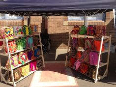 Mobolso at Bondi Markets Perth, Brisbane, Melbourne, Sydney, Handmade Handbags, Beautiful Patterns, Australia, Colour, Boho