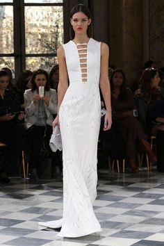 Bridal Inspiration from Haute Couture Spring 2016 - The Best Wedding Dresses from Spring 2016 Couture