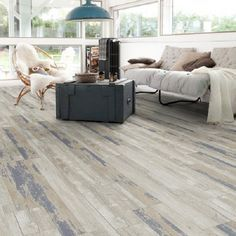 Klik PVC vloer Instinct Beach Oak 5mm - Klik PVC vloeren - LAB21