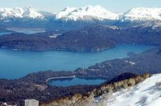 Lago Nahuel Huapi. Argentina