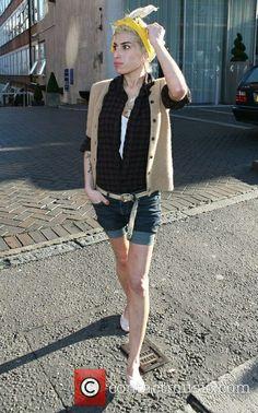 the beautiful Amy Winehouse