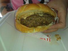 Baby's Badass Burgers, L.A, CA(Food Truck) Original Beauty