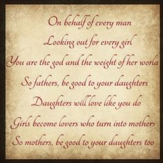 Daughters by John Mayer Her Music, Music Is Life, Music Lyrics, Music Quotes, John Mayer Lyrics, Soundtrack To My Life, Her World, Daughter Quotes, Every Man