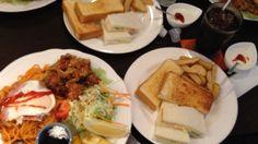 モーニングセットOCEAN cafe(オーシャンカフェ)