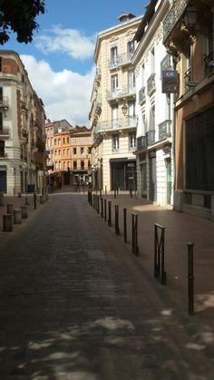 Toulouse rue des arts