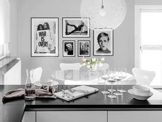 Iconic kitchen gallery wall Natalie Wood, Twiggy, Marilyn Monroe, Kitchen Gallery Wall, Gallery Walls, Buy Posters Online, Art Online, Personalised Posters, Gold Poster