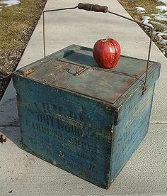 41 Best Antique Egg Carriers Images Wooden Crates Crates Egg Crates