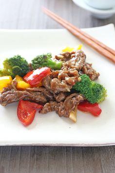 牛肉のオイスターソース炒め by 川崎利栄 | レシピサイト「Nadia ...