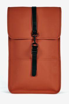 Rains Rust Backpack