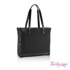 Named after our CEO, the Cindy Tote gets down to business.