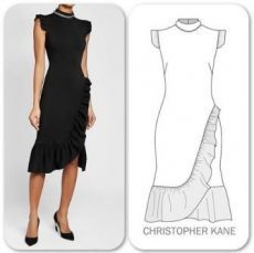 Fashion Artwork, Fashion Silhouette, Merian, Work Fashion, Fashion Design, Model Outfits, 2020 Fashion Trends, Dress Sewing Patterns, Apparel Design