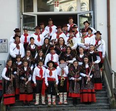 la prima uscita delle nuove leve :-) Filarmonica Bormiese, novembre 2014 a Bormio