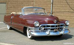 1950 Cadillac Series Sixty-Two Convertible 331V8