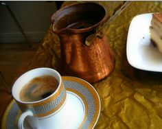 Travel Photo of the Day: Turkish Coffee