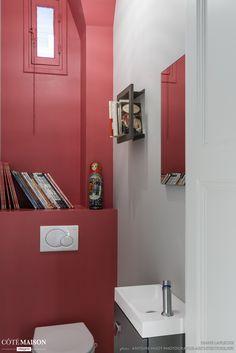 Renovation Complete Dun Appartement Des Annees 30 En Region Parisienne Salle De Bains