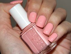Not sure how many coats this would take but I'm willing to try because it's the perfect nail color for the Spring.