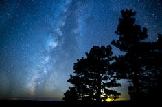 Grand Canyon Parashant National Monument Credit: Bob Wick, Bureau of Land Management.  Stunning Night-Sky Images from the American Desert