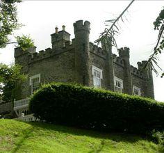 Greeba Castle, Isle of Man