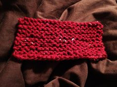 Secular #craftivist Freya Gereke has been awesome and so far made four bricks for the #KnitABrick campaign. Way to go!