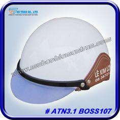 Mũ Bảo Hiểm BOSS ATN04 - N108 http://mubaohiemantran.com/boss/atn04-n108-helmet