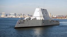 Uss Zumwalt, Navy Petty Officer, Cruise Missile, Us Navy Ships, Military News, Navy Military, United States Navy, Submarines, Battleship