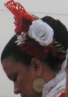 Tocado de Veracruz. Ballet Folklorico Mexico Lindo, Fort Worth, TX