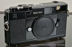 ** MINT ** Zeiss Ikon 35mm Rangefinder Camera Body #ZeissIkon