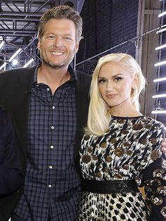 Blake Shelton and Gwen Stefani Are Dating and 'Really Happy Together,' Says Source http://www.people.com/article/blake-shelton-is-dating-gwen-stefani