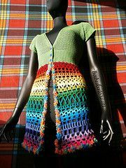 crochet fringe - Google Search