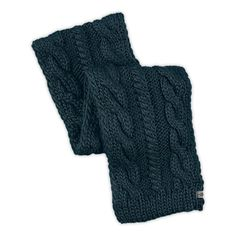 TNF Cable Fish Scarf - ALL scarves, hats, and gloves are 20% off Thanksgiving Day only online at www.fontanasports.com