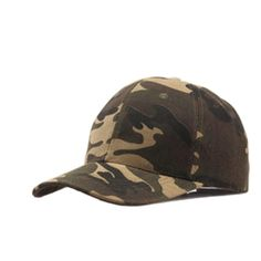 dc68f058f08 Men and Women Camouflage Half Mesh Army Hat Hiking Cap Desert Jungle Snap Cap  Hats for Outdoor Sport