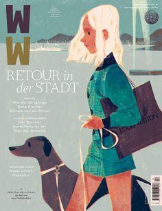 WW Magazin No. 4 Retour in der Statd
